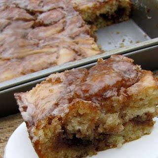 Cinnabon Cinnamon Cake