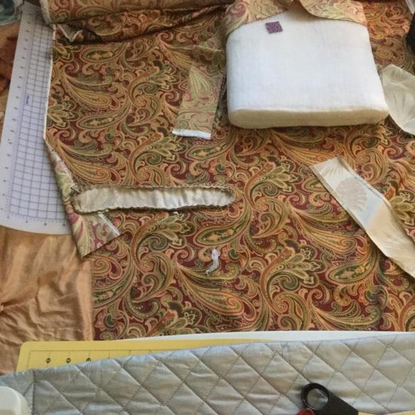 My fabric mess- ugh